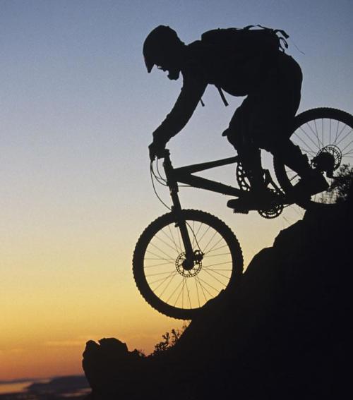 kerékpár és erekció