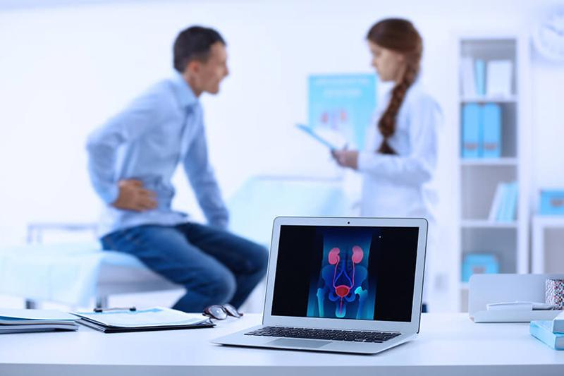 A merevedési zavar krónikus prosztatagyulladást is jelezhet
