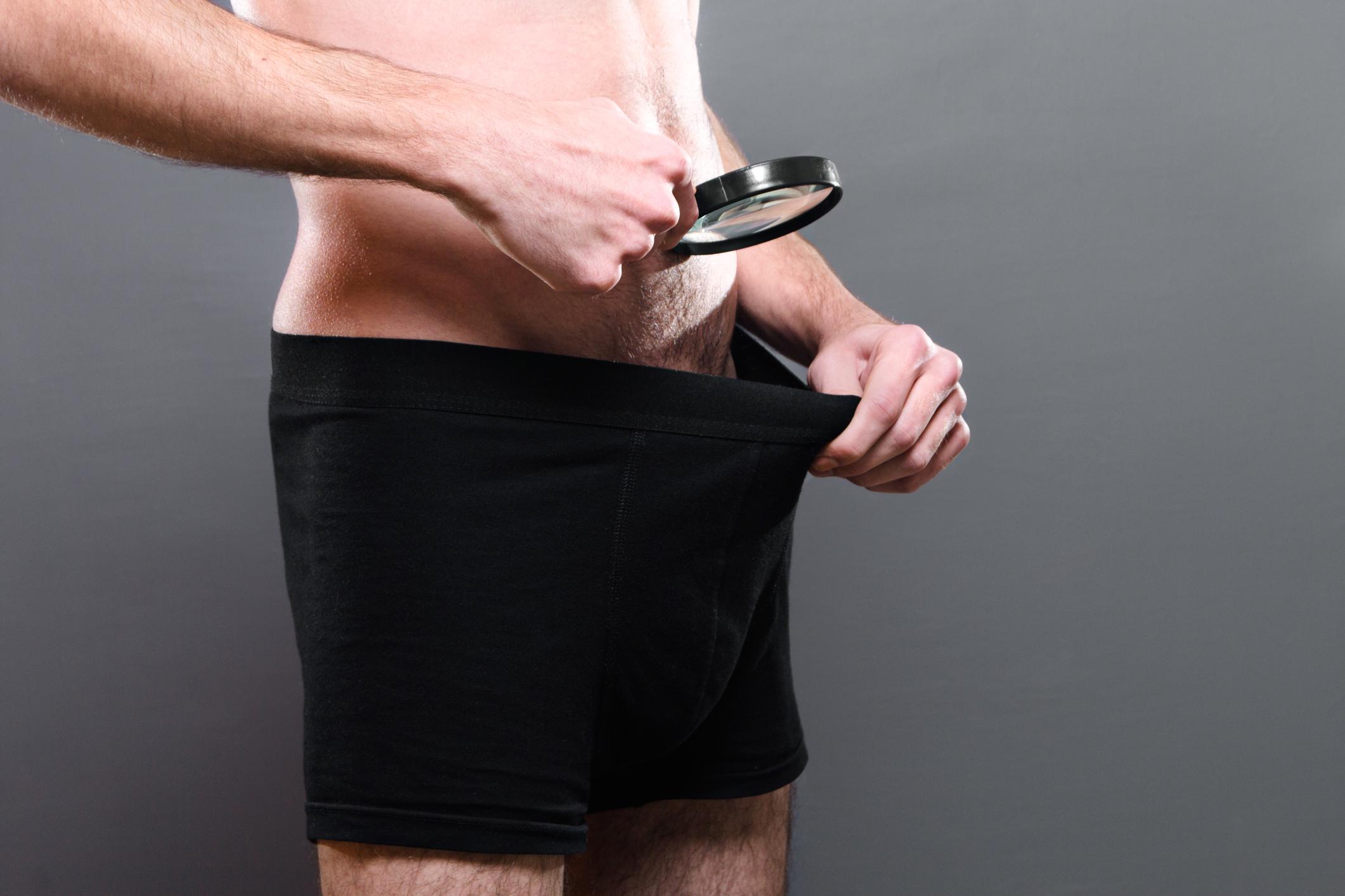 a pénisz megalázása