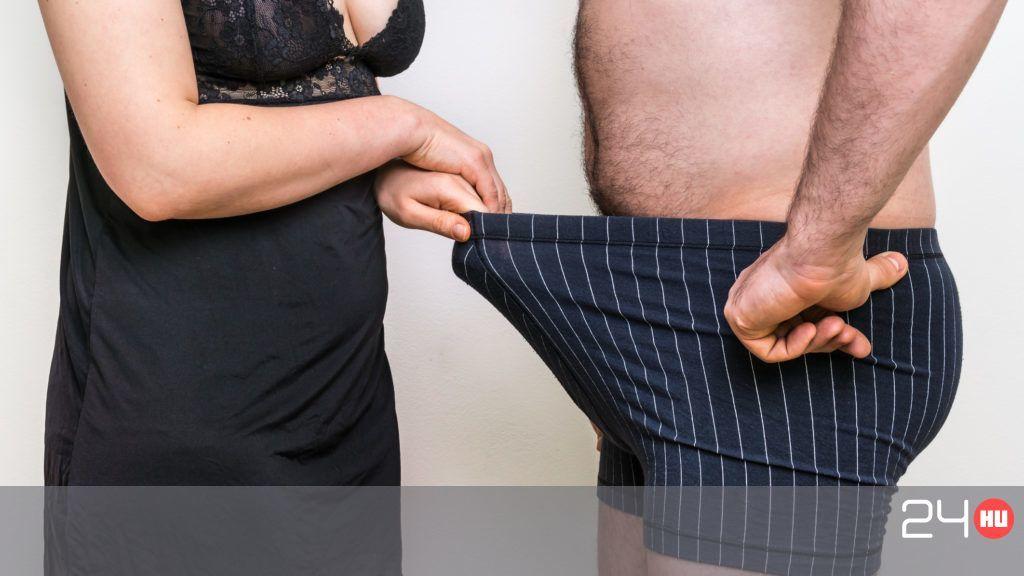 pénisz méretének növekedése amiből eltűnhet egy merevedés