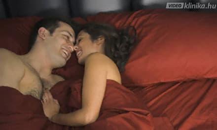Erekció alvás közben - több, mint erotikus élmény