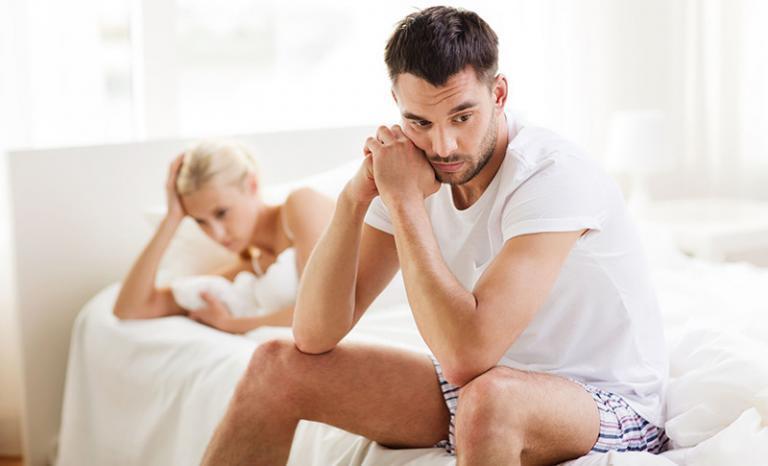alatt merevedési veszteség súlyos krónikus prosztatagyulladás