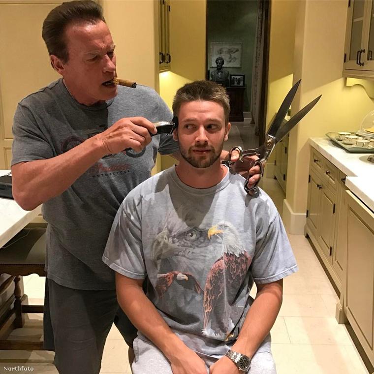 Schwarzenegger elárulta: vele múlatja az unalmas órákat a karantén ideje alatt – fotó