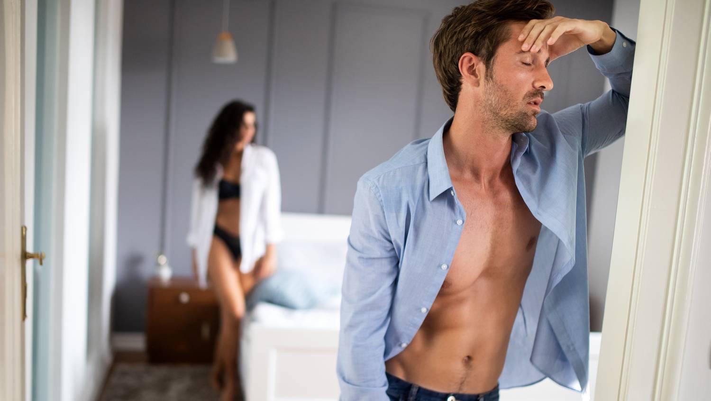 gyenge erekció a férfiak kezelésében