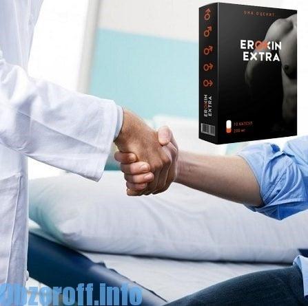 az erekció romlása