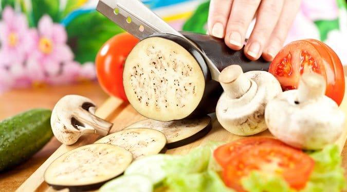 erekció vegetarianizmus