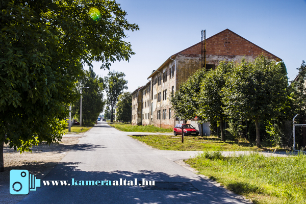 Győr, Szovjet laktanya - volt Frigyes laktanya - Benedek Levente fotó és utazó blog