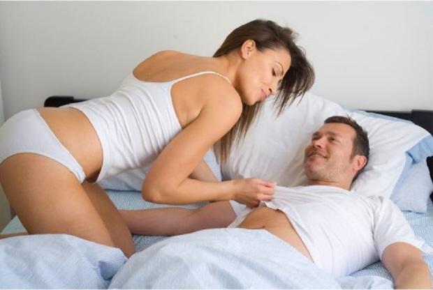 a prosztata stimulálása erekció céljából pénisz nem ér